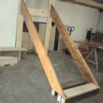 2x12 stringer set up