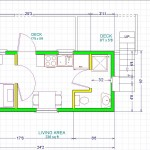 2 unit. First floor layout