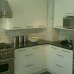 finnished kitchen